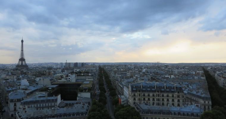 Komm, wir fahren nach… Paris!