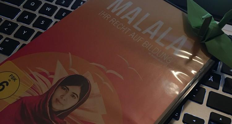 Filmreview/Stellungnahme – Malala. Ihr Recht auf Bildung