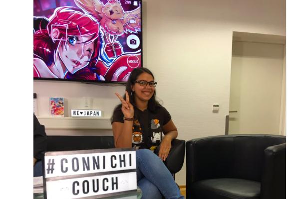 Die Connichi 2017 – ein Rückblick + Mini-Gewinnspiel